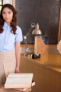 Flattie Schoolgirl