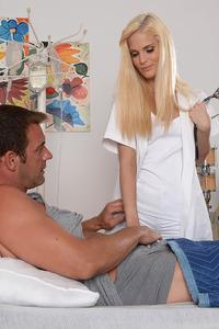 Candee Licious Sexy Nurse Gets Fuck