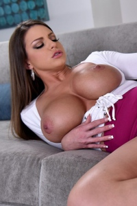 Brooklyn Chase Gets Tits Fucking