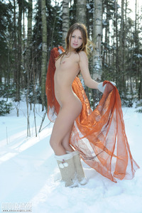 Snow Queen Nude Model