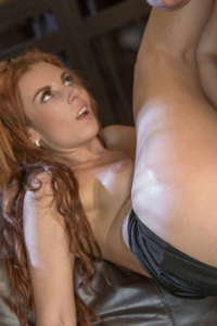 Bianca Resa Naughty Redhaed Bombshell Gets Fucked