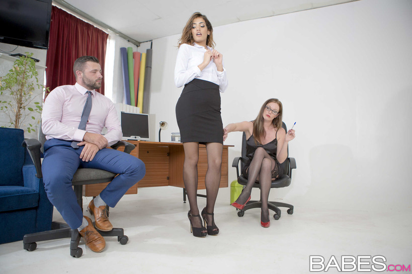 Penelope Cum In Office Obsession