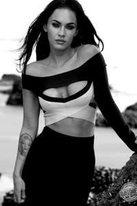 Glamorous Celeb Megan Fox