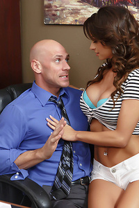 Hot Secretary Ashley Sinclair