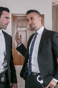Fucking The Feds  Featuring Rachel Starr