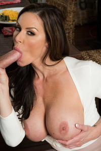 Mature Pornstar Kendra Lust Fucks With A Young Guy