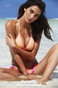 Lily Aldridge Bikini Model