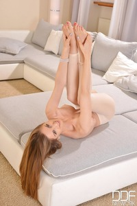 Pantyhose And Cream