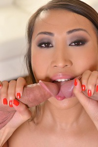 Sharon Lee In Double Penetration