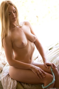 Bailey Rayne Teal Panties