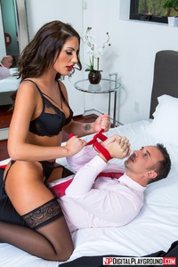 August Ames And Keiran Lee In Hardcore Porn Pics