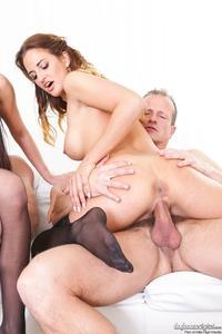 Nicole Vice In Hardcore Orgy