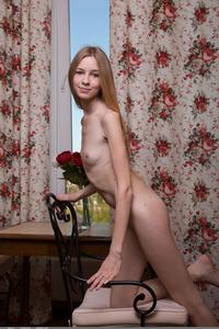 Slim Russian Teen Babe Rina E