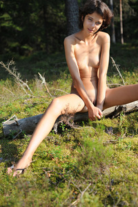 Tiny Titted Young Russian Babe Tina F