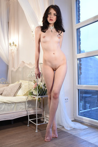 Erotic Beauty Teen Lily Sand