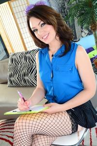 Casey Calvert Sexy Secretary