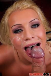 Sadie Swede POV Sucking
