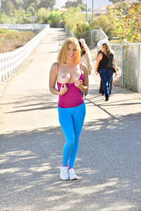 Krissy - Jogging After Sex