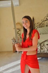 Jeri Red Dress