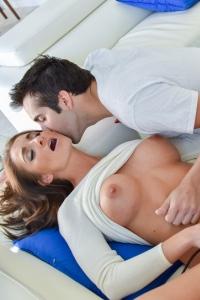 Silvia Horny MILF Pornstar Gets Fucked Hard