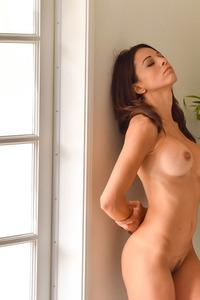 Busty MILF Woman Strips And Fucks