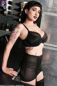 Arabelle Raphael Goth Girl