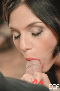 Anita Sparkle Double Penetration