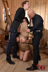 Asian Babe Forced