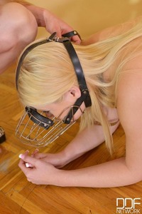Submissive Slave Girl