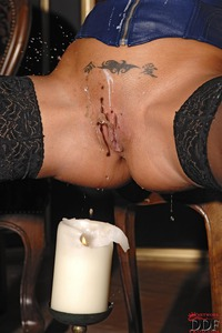 Black Angelica - Wax Play