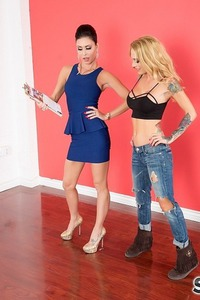 Jessica Jaymes And Sarah Jessie