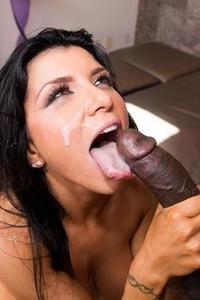 Romi Rain Interracial Porn