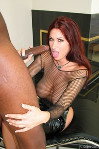 Tiffany Mynx Interracial Anal