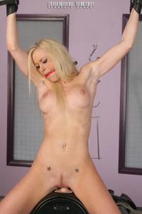 Kinky Blonde Slave