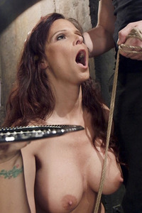MILF Slut Punished Hard