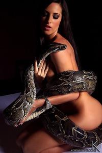 Snaked Princess