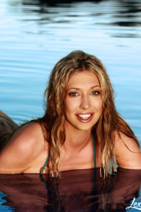 Lexi Lowe Is Dripping Wet