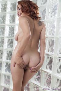 Ashley Graham Glamour Beauty Babe