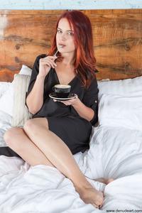 Rachel In Cappuccino