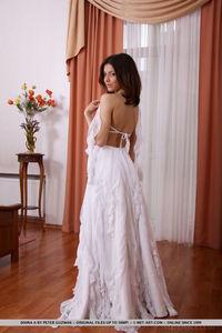 Divina Sexy White Lingerie