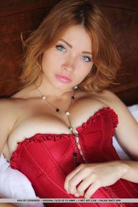 Kika Gorgeous Redhead Girl