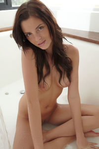 Hottie Bathing