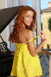 Hot Teen Redhead Roberta