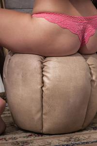 Kantata Drops Her Pink Panties