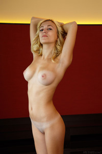 Gorgeous Latvian Blonde Aislin