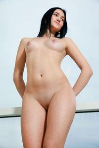 Indiana Blanc - Beautiful Naked Body