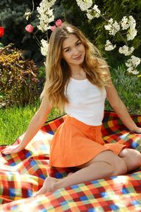 Lovely Russian Teen Kaleesy