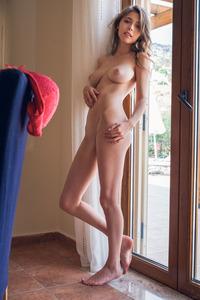 Mila Azul Natural Big Titted Russian Teen