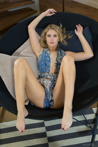 Latvian Blonde Casey