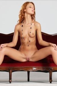 Sexy Redhead Colette